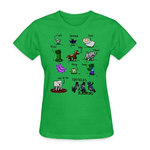 vaeconshirt - Women's T-Shirt