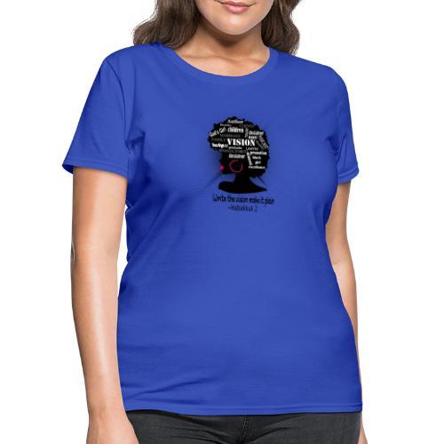 Vision - Women's T-Shirt