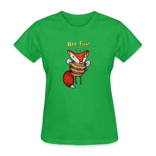 beefoxytoby - Women's T-Shirt