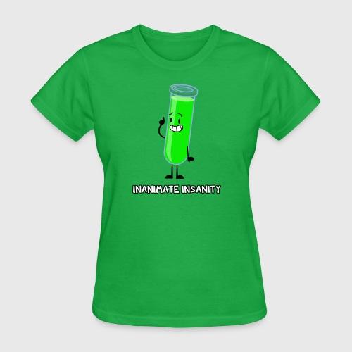 Test Tube Single - Women's T-Shirt