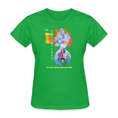 Mayo-Conspiracy - Women's T-Shirt
