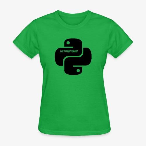 The Python Corner - Women's T-Shirt