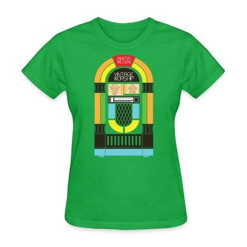 JUKE1 FINAL - Women's T-Shirt