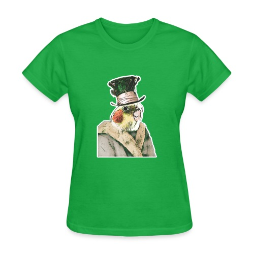 Popug of Money - Women's T-Shirt