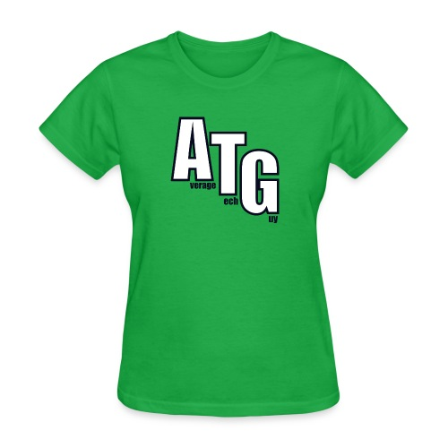 ATG Blocks - Women's T-Shirt