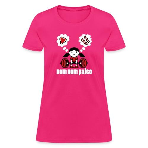 Deadlift Girl 2014 - Women's T-Shirt