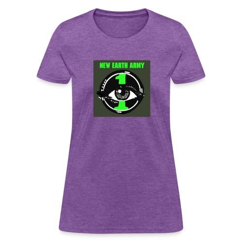 revisednealogo - Women's T-Shirt