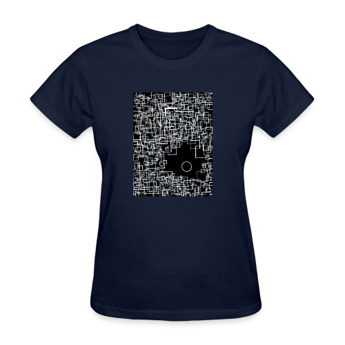 there is one out there negative - Women's T-Shirt