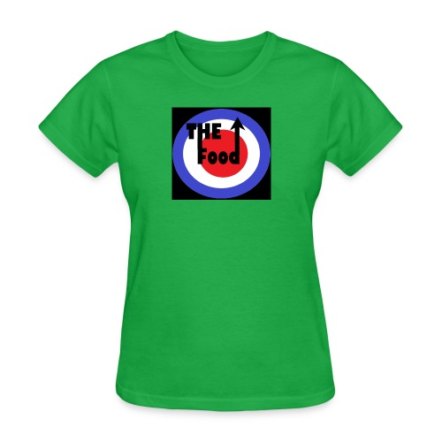 the food 2 - Women's T-Shirt