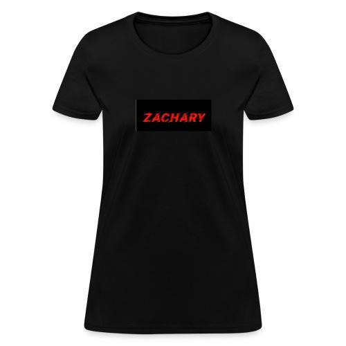 ZACHARY LOGO 9 - Women's T-Shirt
