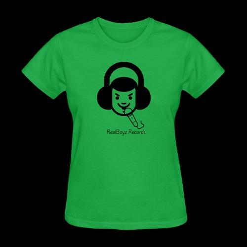 RealBoyz Records - Women's T-Shirt