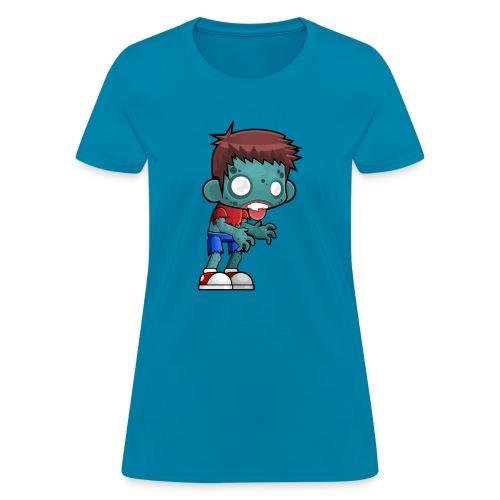 male zombie - Women's T-Shirt