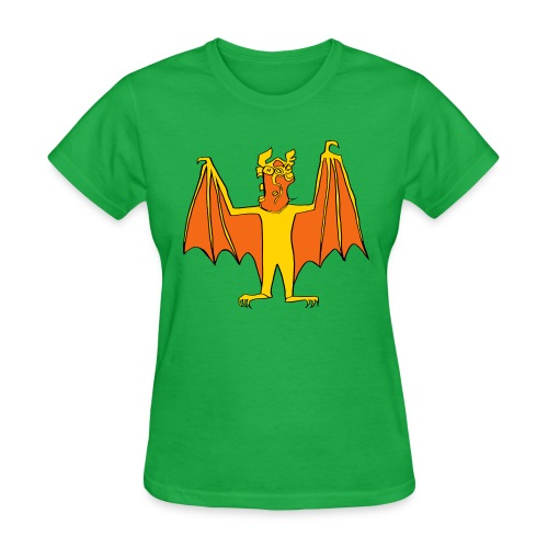 Demon Bat - Women's T-Shirt