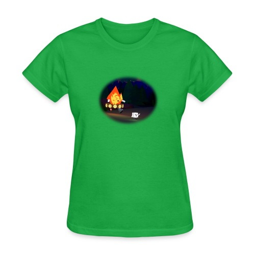 'Round the Campfire - Women's T-Shirt