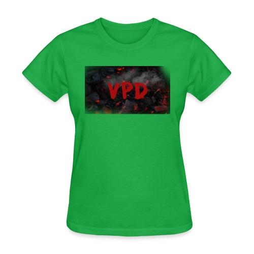 VPD Smoke - Women's T-Shirt