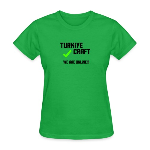we are online boissss - Women's T-Shirt