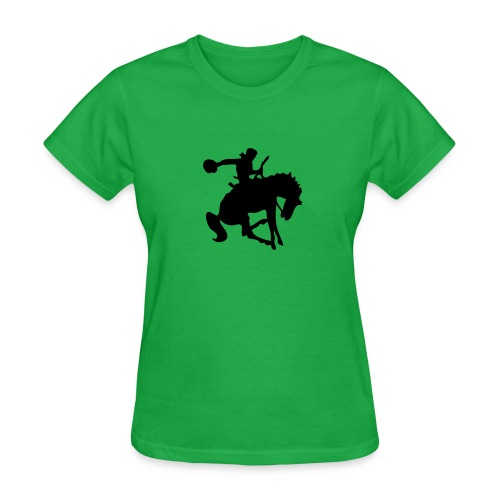 bronco - Women's T-Shirt