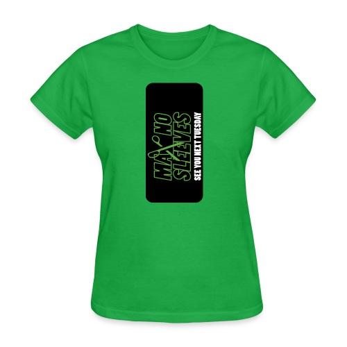 syntiphone5 - Women's T-Shirt