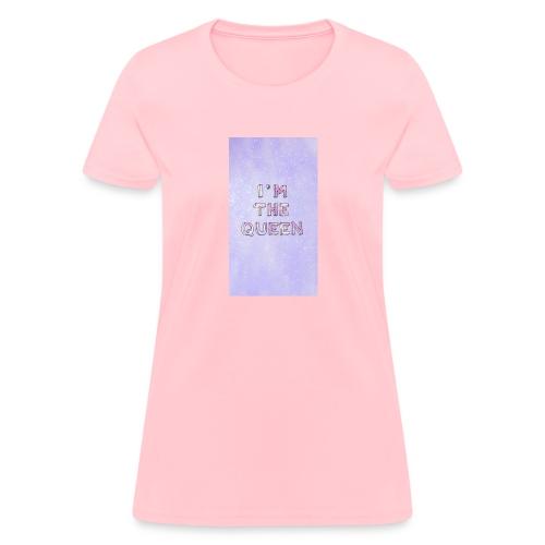 Kids sassy T-shirt - Women's T-Shirt