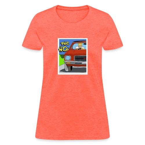HQ SIMPSONS - Women's T-Shirt