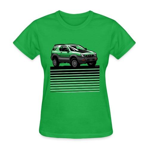 VX SUV Lines - Women's T-Shirt
