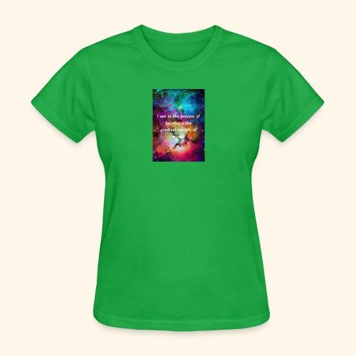 Greatest Version - Women's T-Shirt