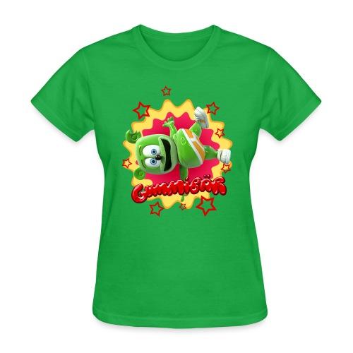 Gummibär Starburst - Women's T-Shirt