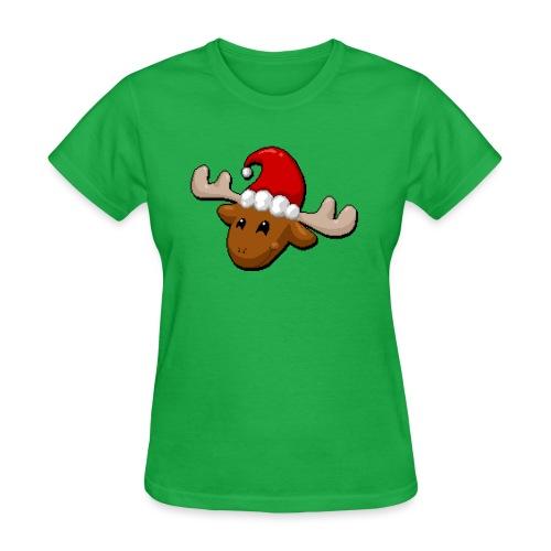 santamoosebigger - Women's T-Shirt
