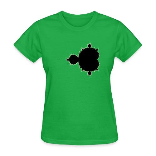 mandelbrot - Women's T-Shirt