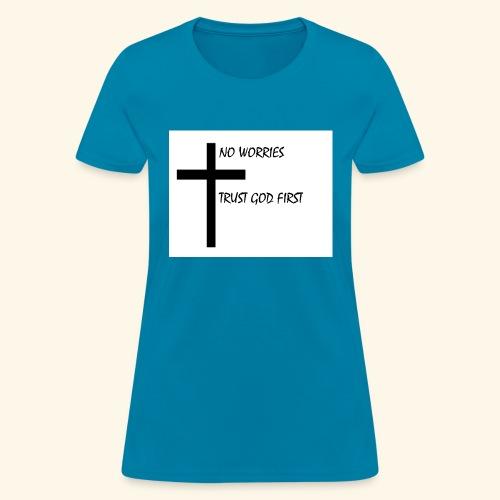 No Worries - Women's T-Shirt