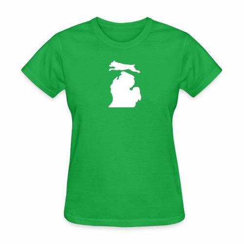 Rottweiler Bark Michigan Children's shirt - Women's T-Shirt