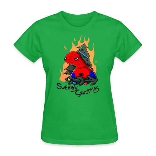 spoderman tshirt1 png - Women's T-Shirt