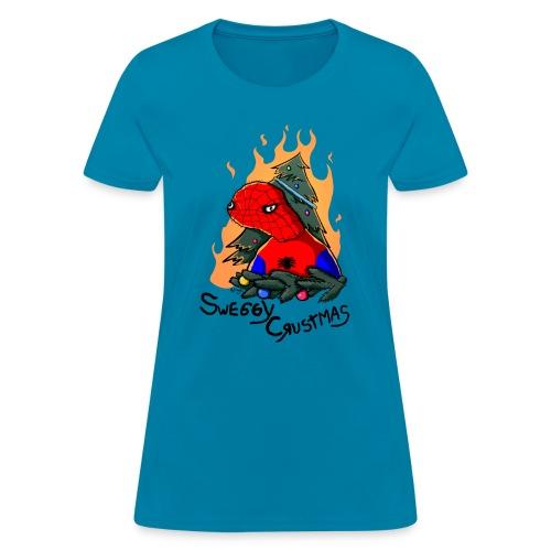 spoderman tshirt1 png - Women's T-Shirt