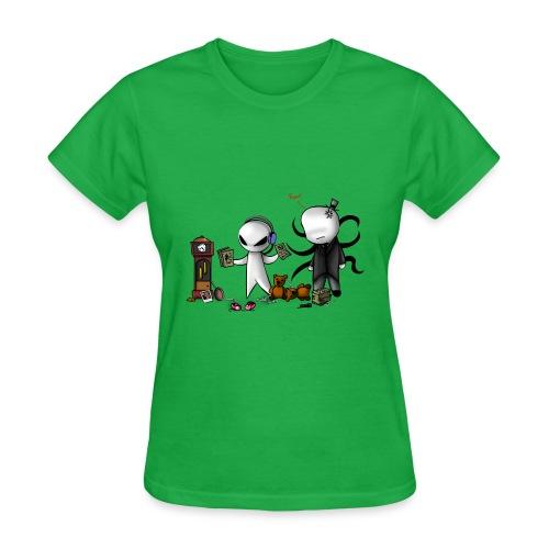 Final Product shirt second png - Women's T-Shirt