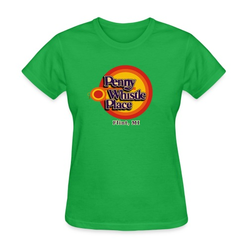 Penny Whistle Place - Women's T-Shirt