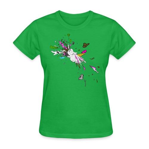 Mr Whippy's Revenge - Women's T-Shirt
