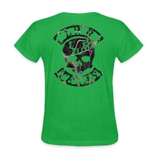 LWR Black Camo Rockers - Women's T-Shirt