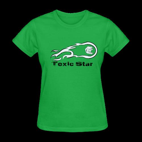 ToxicStar - Women's T-Shirt
