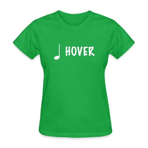 Hover by Astronomy487 - Women's T-Shirt