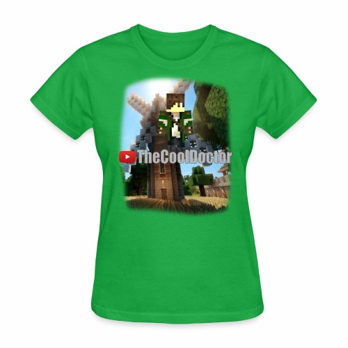 Main Apparel and accessories - Women's T-Shirt