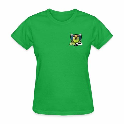 Limepally's Logo - Women's T-Shirt