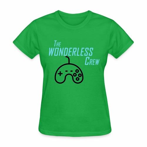 The Wonderless Crew Logo - Women's T-Shirt