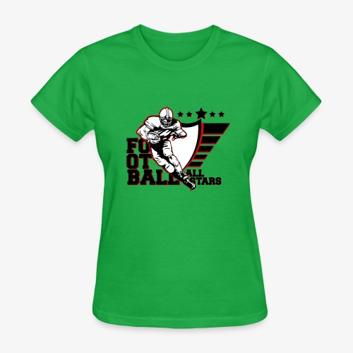 Football All Stars - Women's T-Shirt