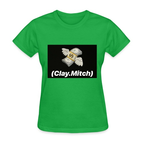 Clay.Mitch - Women's T-Shirt