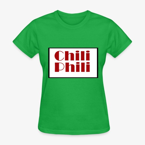 Chili Phili Yt Merch - Women's T-Shirt