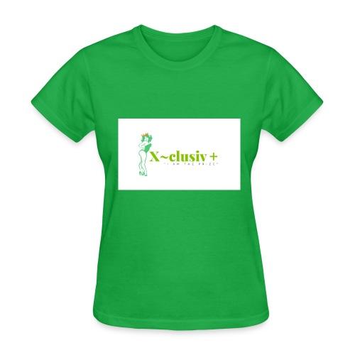 X-CLUSIV PLUS - Women's T-Shirt