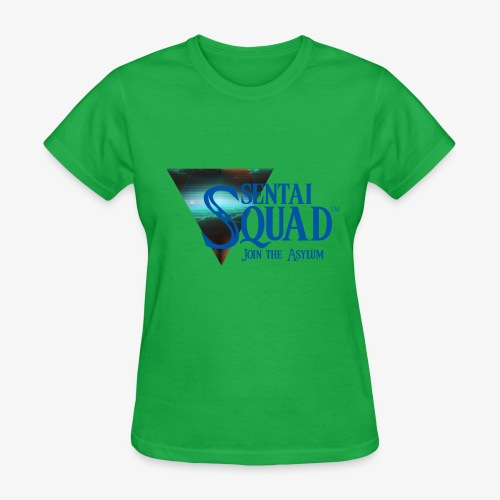 Sentai Squad, Assemble! - Women's T-Shirt