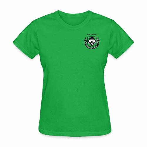 PTSD Crest - Women's T-Shirt