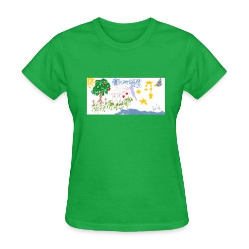 LANDSCAPE MASTER - Women's T-Shirt