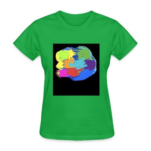 Pepe design 2 livin'it merch - Women's T-Shirt